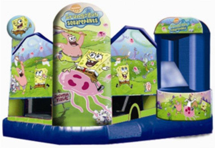 Sponge-Bob Squarepants Combo