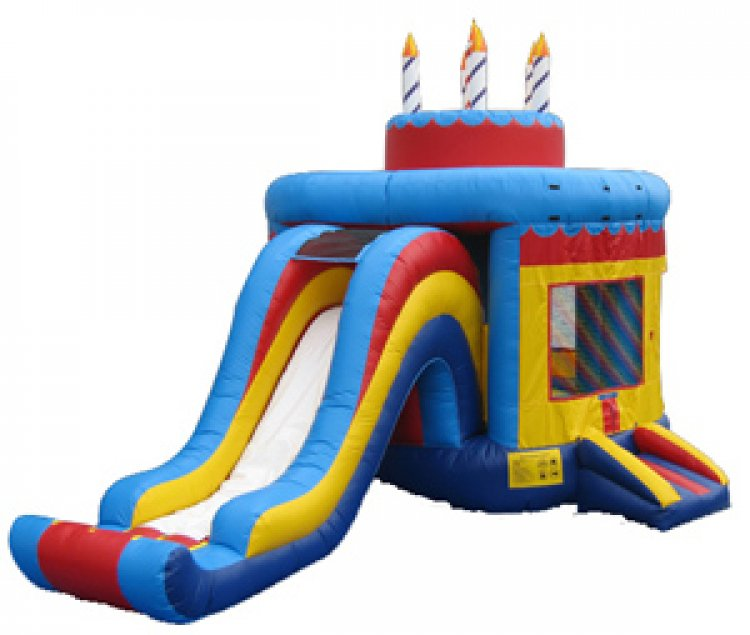 Bounce Houses & Combos