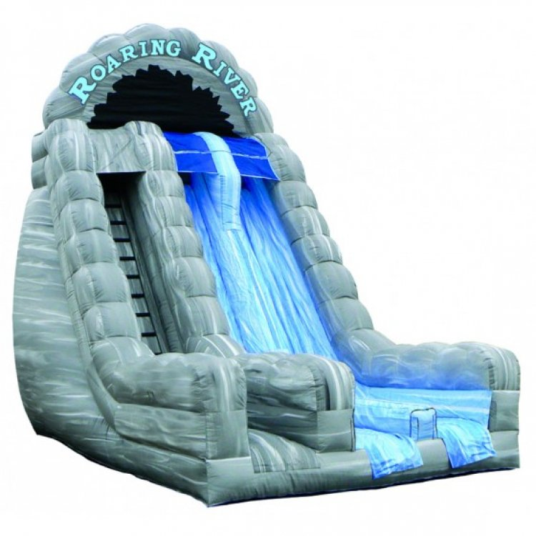 22' Roaring River Slide